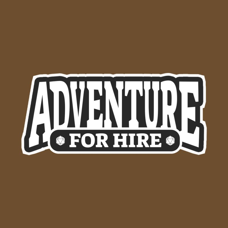 Adventure For Hire Logo by Most of Dust shop