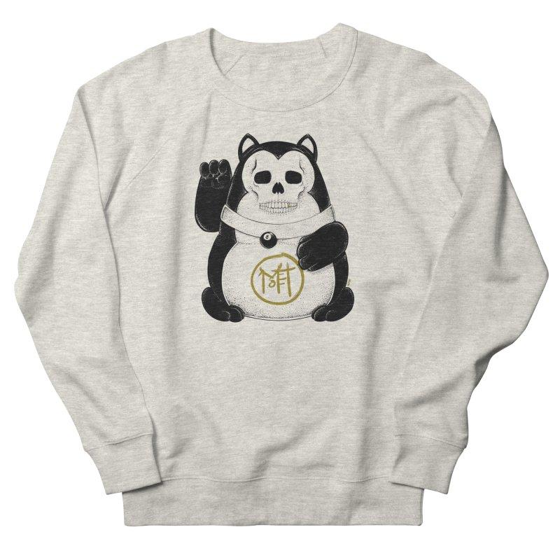 Bad Luck Black Cat Men's Sweatshirt by Mothef