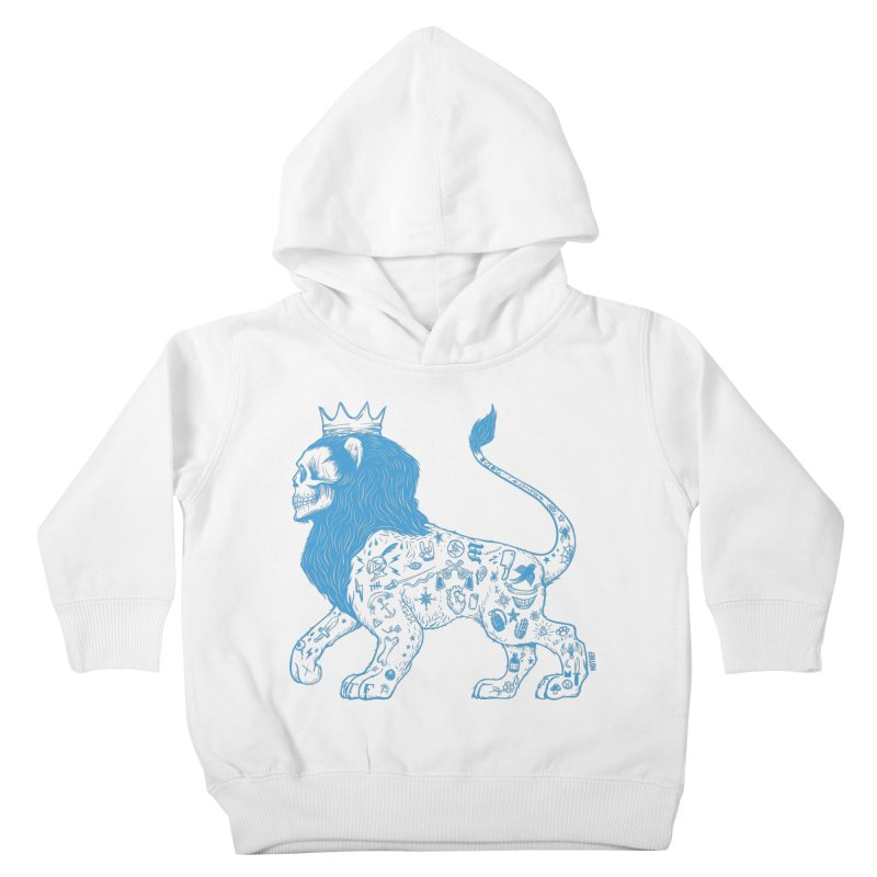 King of the Streets Kids Toddler Pullover Hoody by Mothef