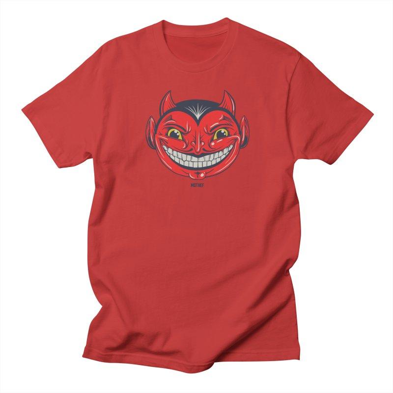 El Diablo Men's Regular T-Shirt by Mothef