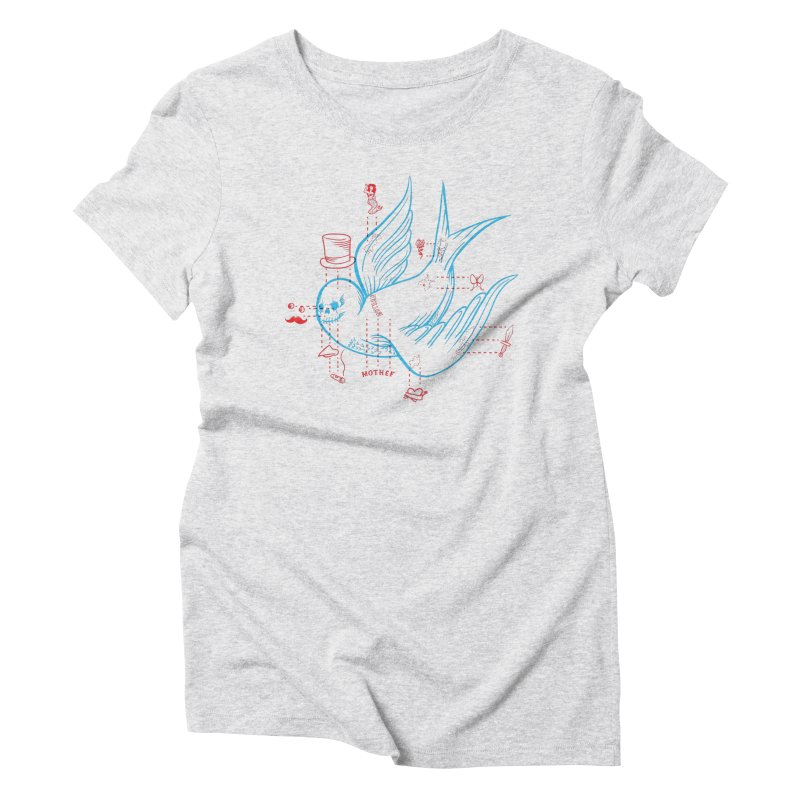 Classy Sparrow Women's Triblend T-Shirt by Mothef
