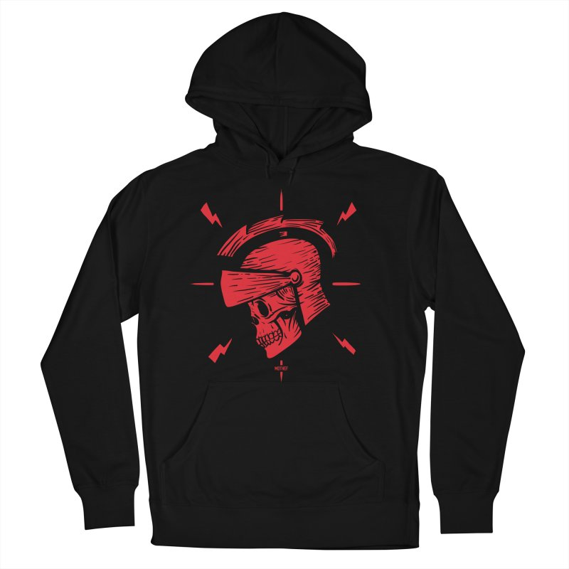 Spartan Women's French Terry Pullover Hoody by Mothef