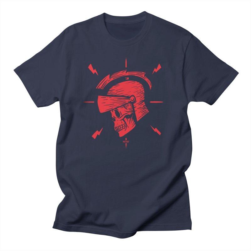 Spartan Men's Regular T-Shirt by Mothef