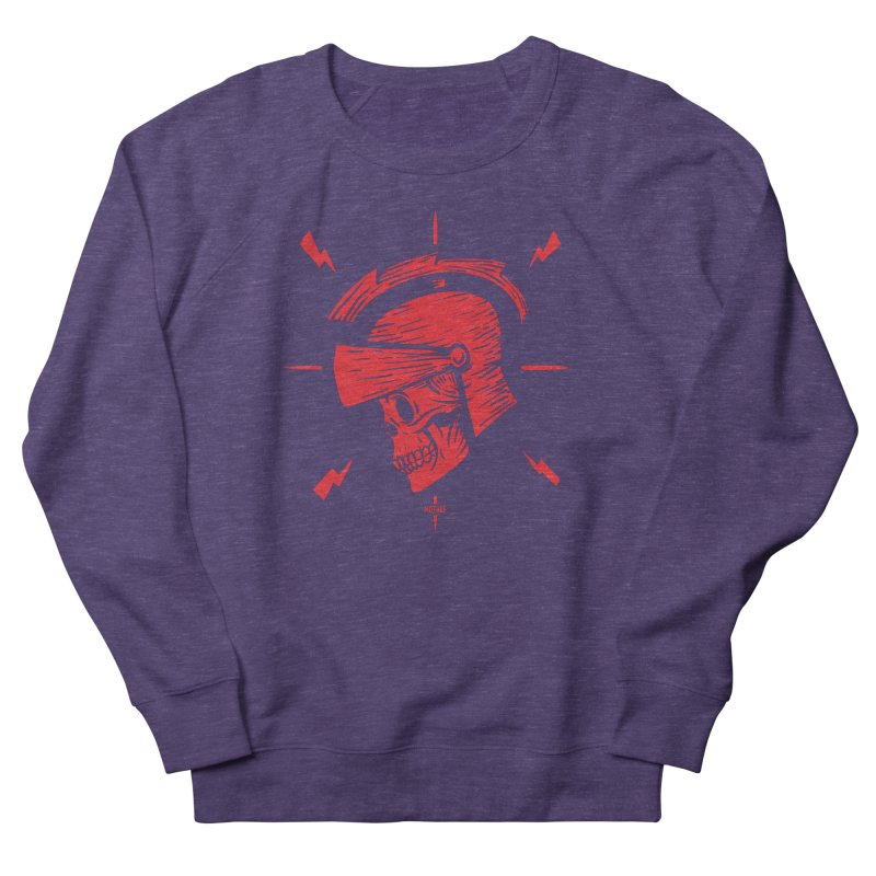 Spartan Women's French Terry Sweatshirt by Mothef
