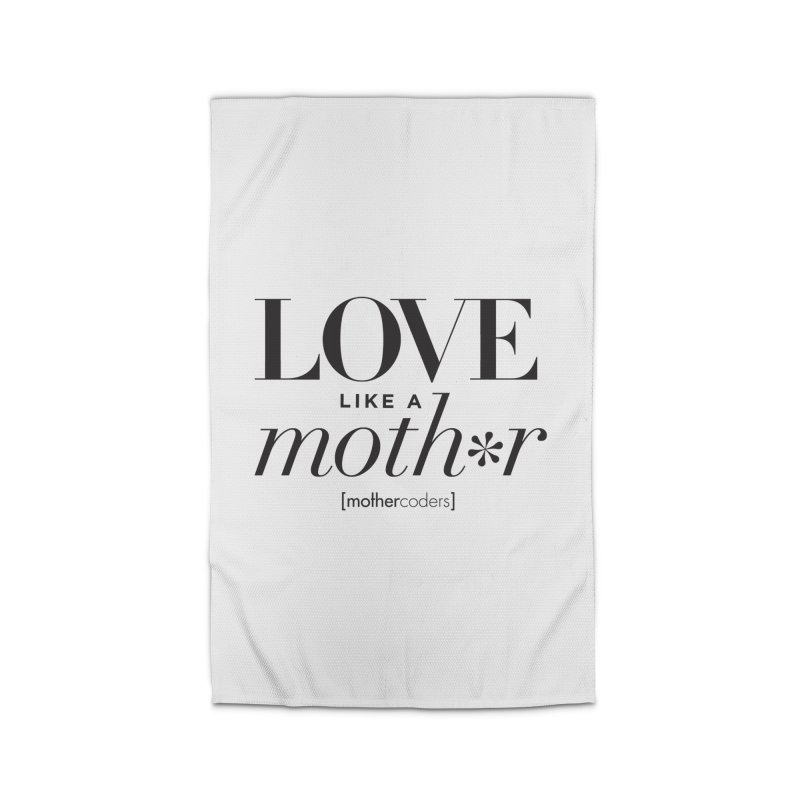 Love Like A Moth*r Home Rug by MotherCoders Online Store