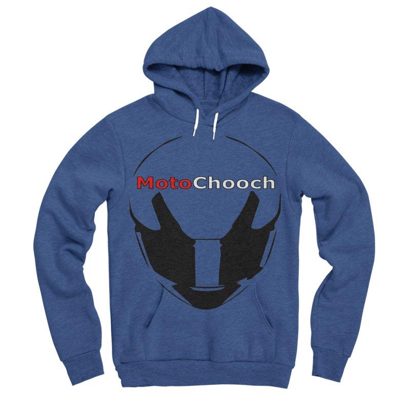MotoChooch Men's Sponge Fleece Pullover Hoody by MotoChooch Merch