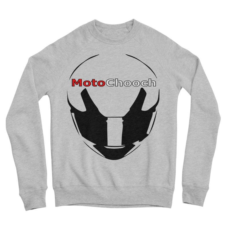 MotoChooch Men's Sponge Fleece Sweatshirt by MotoChooch Merch