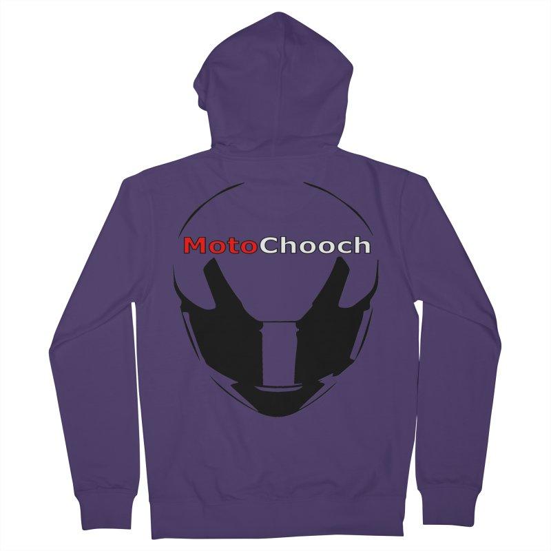 MotoChooch Women's French Terry Zip-Up Hoody by MotoChooch Merch