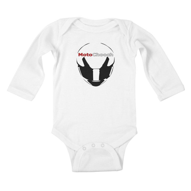 MotoChooch Kids Baby Longsleeve Bodysuit by MotoChooch Merch