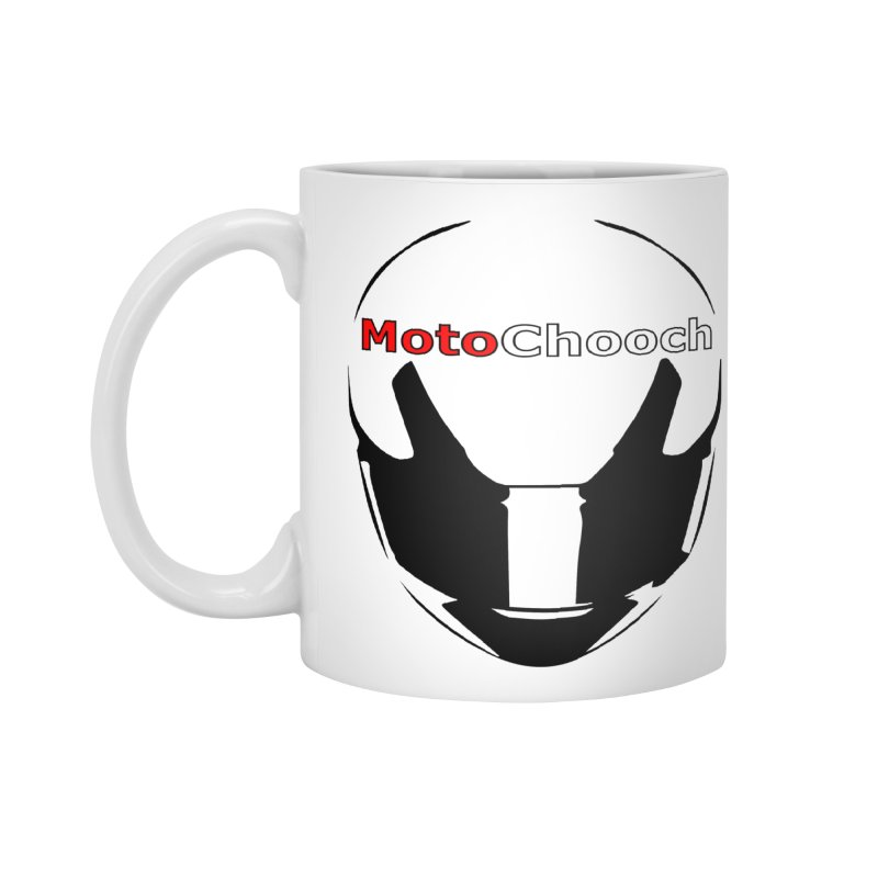 MotoChooch Accessories Standard Mug by MotoChooch Merch