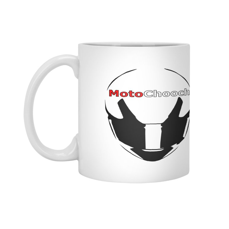 MotoChooch Accessories Mug by MotoChooch Merch