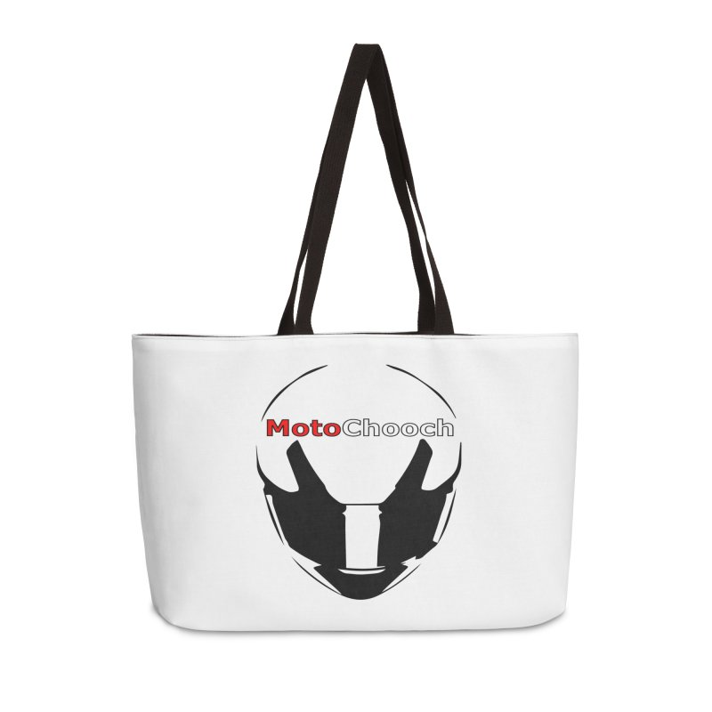 MotoChooch Accessories Weekender Bag Bag by MotoChooch Merch