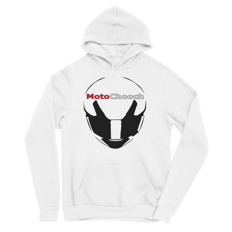 MotoChooch Men's Sponge Fleece Pullover Hoody by MotoChooch Merch