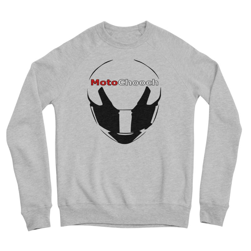MotoChooch Men's Sponge Fleece Sweatshirt by MotoChooch Merch