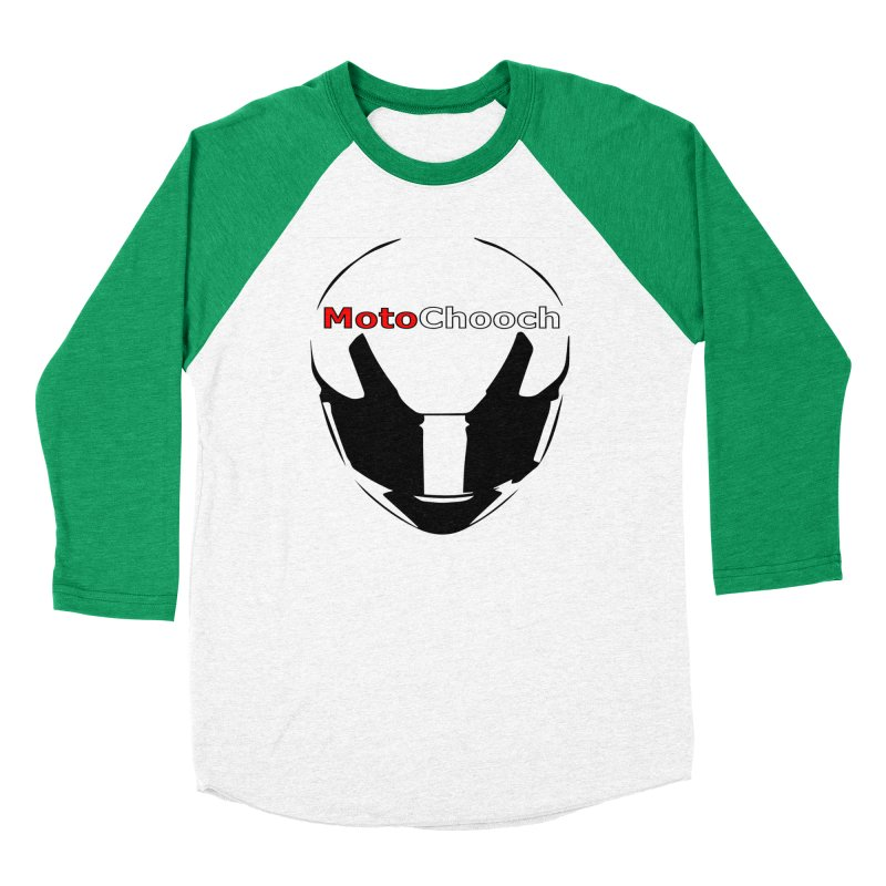 MotoChooch Men's Baseball Triblend Longsleeve T-Shirt by MotoChooch Merch