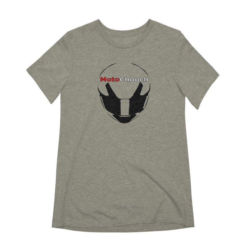 MotoChooch Women's Extra Soft T-Shirt by MotoChooch Merch