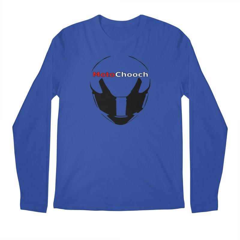 MotoChooch Men's Longsleeve T-Shirt by MotoChooch Merch