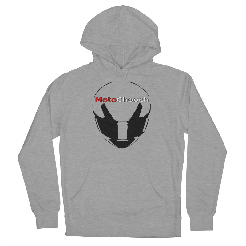 MotoChooch Men's French Terry Pullover Hoody by MotoChooch Merch