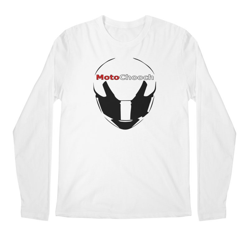 MotoChooch Men's Regular Longsleeve T-Shirt by MotoChooch Merch