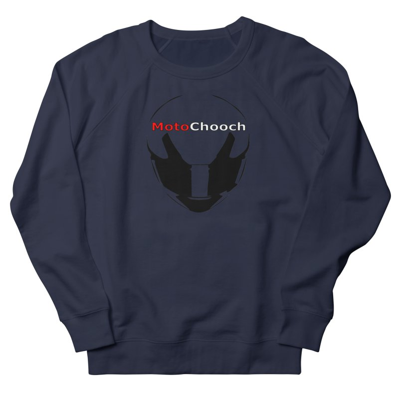 MotoChooch Men's French Terry Sweatshirt by MotoChooch Merch