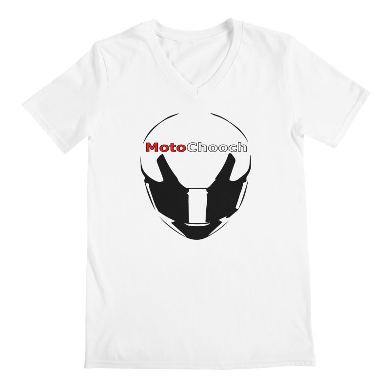MotoChooch Men's V-Neck by MotoChooch Merch