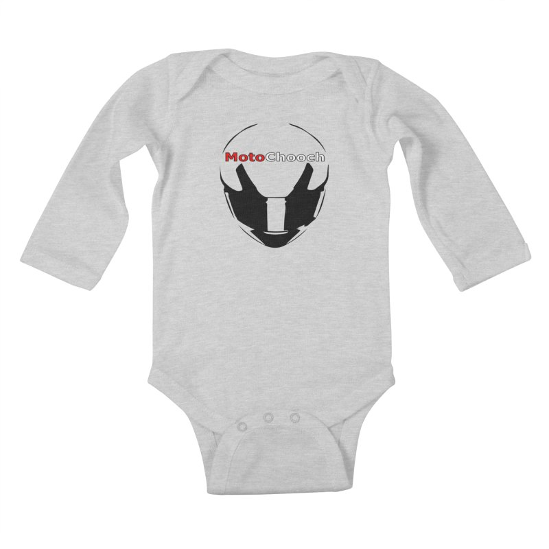 MotoChooch Kids Baby Longsleeve Bodysuit by MotoChooch Merch