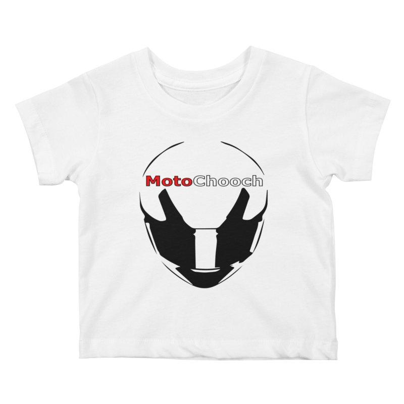 MotoChooch Kids Baby T-Shirt by MotoChooch Merch