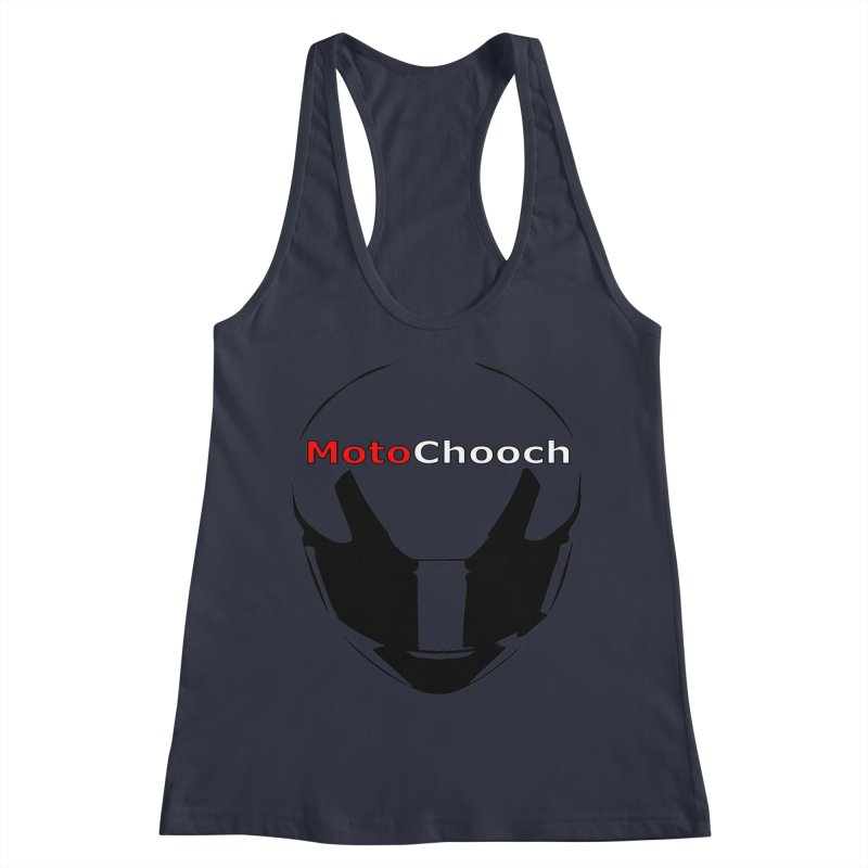 MotoChooch Women's Racerback Tank by MotoChooch Merch