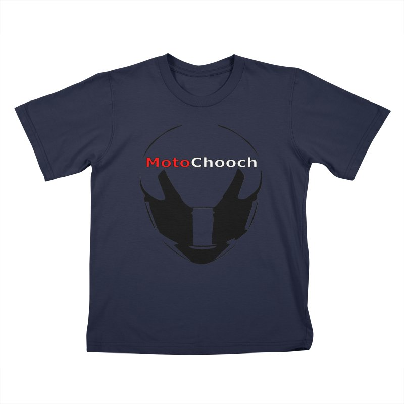 MotoChooch Kids T-Shirt by MotoChooch Merch