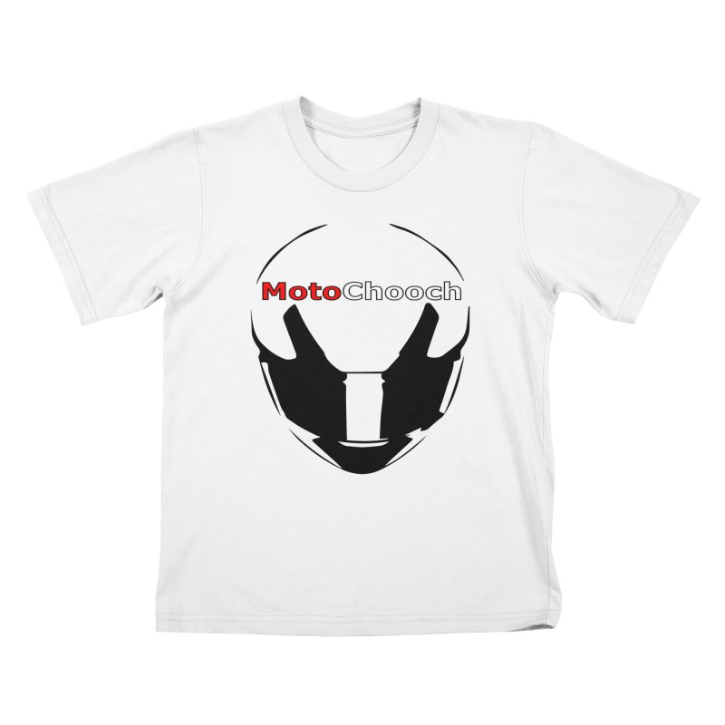 MotoChooch Kids T-Shirt by MotoChooch Merch