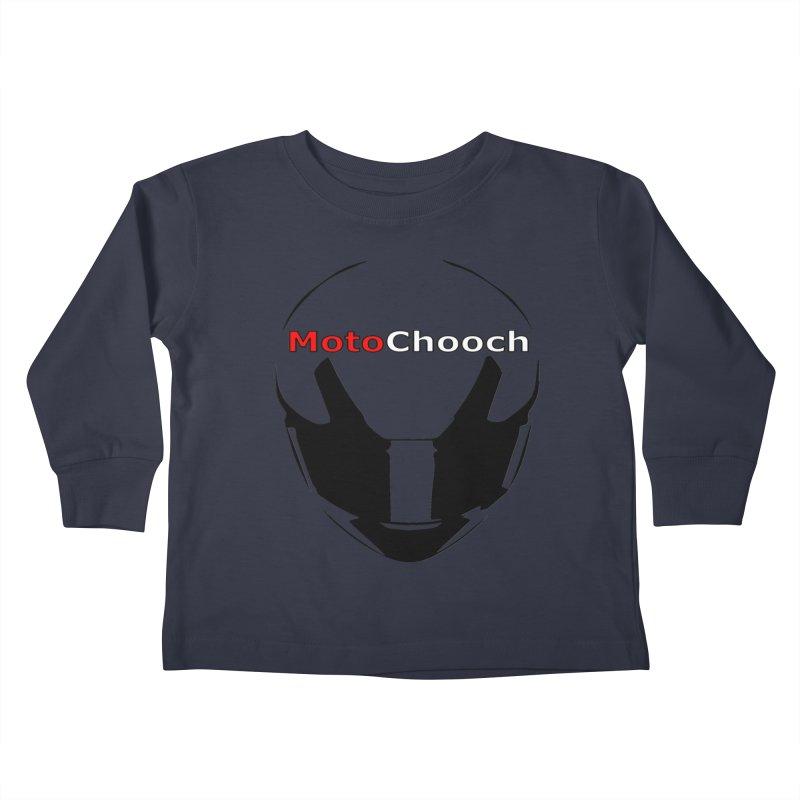 MotoChooch Kids Toddler Longsleeve T-Shirt by MotoChooch Merch