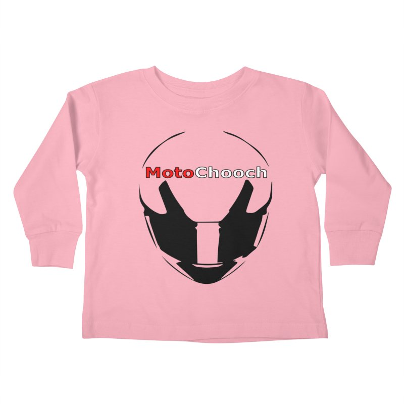 MotoChooch Kids Toddler Longsleeve T-Shirt by MotoChooch Merch