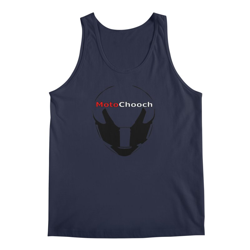 MotoChooch Men's Regular Tank by MotoChooch Merch
