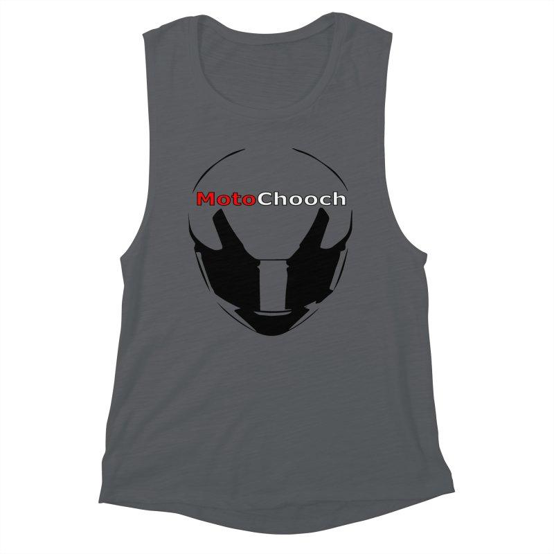 MotoChooch Women's Muscle Tank by MotoChooch Merch