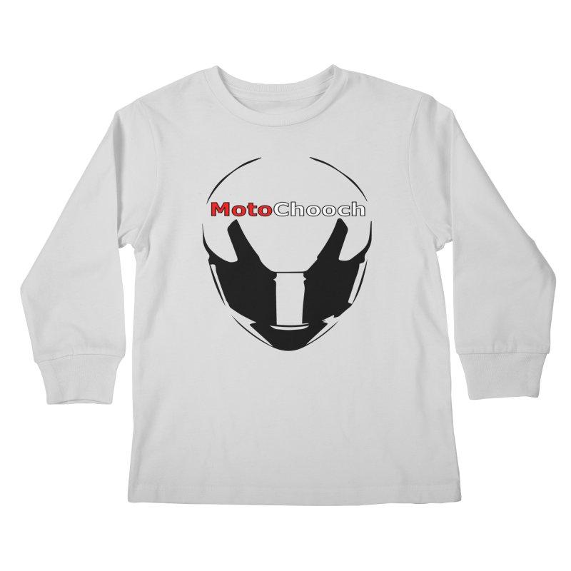 MotoChooch Kids Longsleeve T-Shirt by MotoChooch Merch