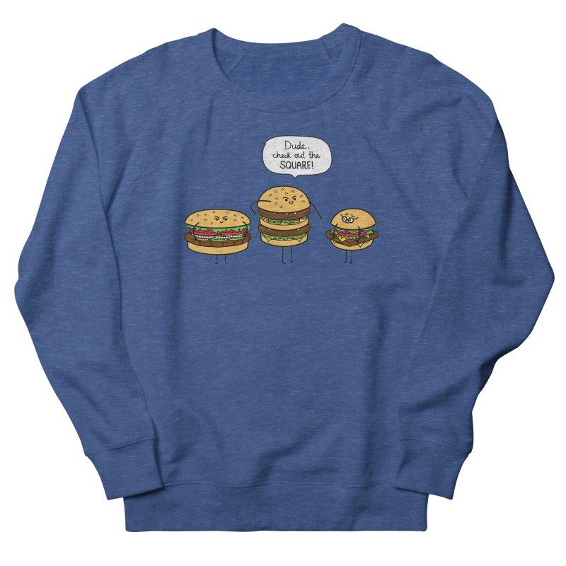 Burger Bullies Women's Sweatshirt by Mouki K. Butt: Artist Shop