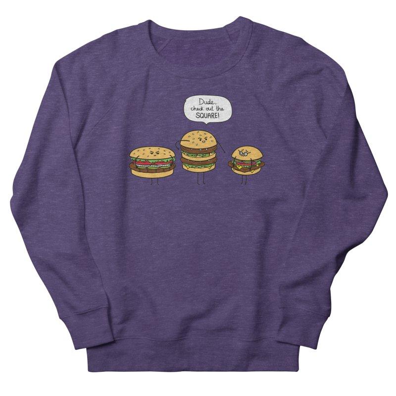 Burger Bullies Men's Sweatshirt by Mouki K. Butt: Artist Shop