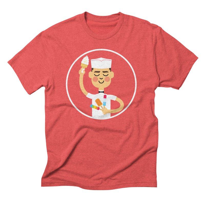 Taste of Summer Men's Triblend T-Shirt by Mouki K. Butt: Artist Shop