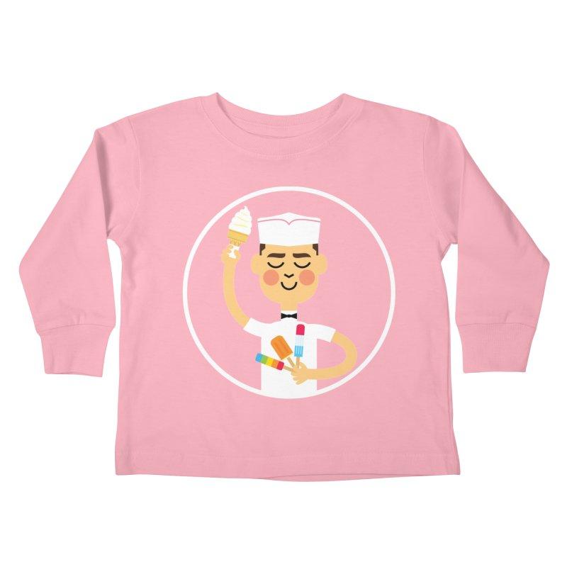 Taste of Summer Kids Toddler Longsleeve T-Shirt by Mouki K. Butt: Artist Shop