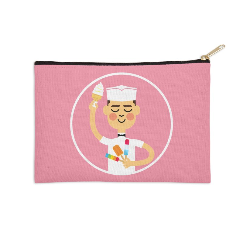 Taste of Summer Accessories Zip Pouch by Mouki K. Butt: Artist Shop