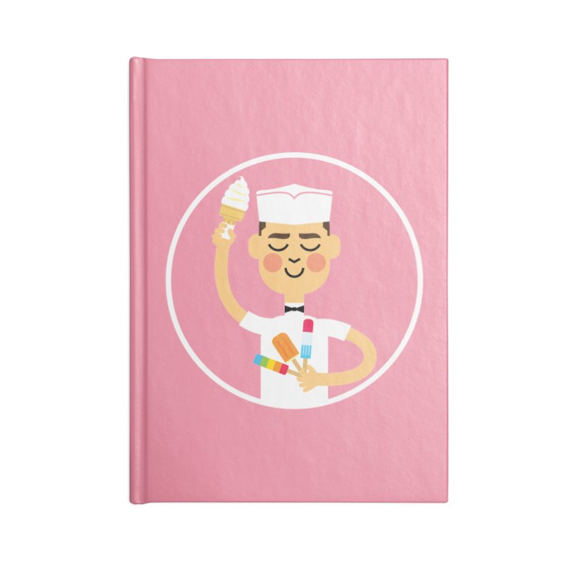 Taste of Summer Accessories Notebook by Mouki K. Butt: Artist Shop