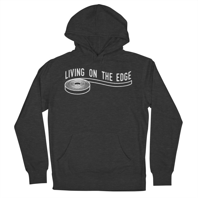 My Edgebander! Men's Pullover Hoody by Mouki K. Butt: Artist Shop