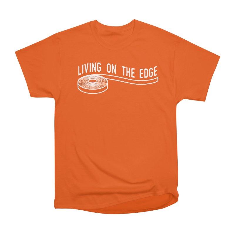 My Edgebander! Men's Heavyweight T-Shirt by Mouki K. Butt: Artist Shop