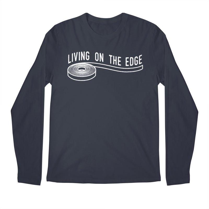 My Edgebander! Men's Regular Longsleeve T-Shirt by Mouki K. Butt: Artist Shop