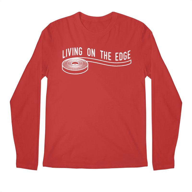 My Edgebander! Men's Longsleeve T-Shirt by Mouki K. Butt: Artist Shop
