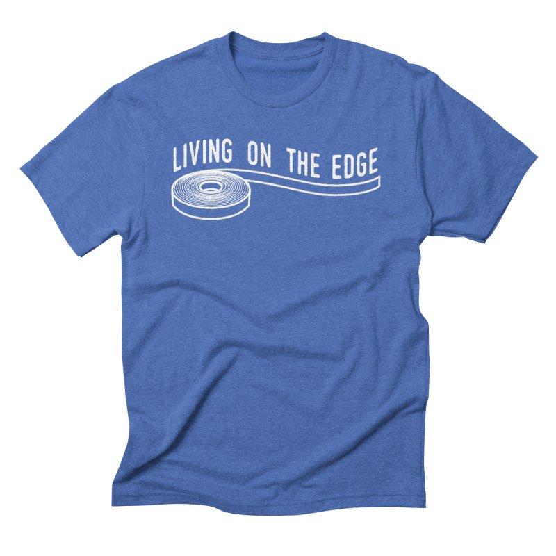 My Edgebander! Men's Triblend T-Shirt by Mouki K. Butt: Artist Shop