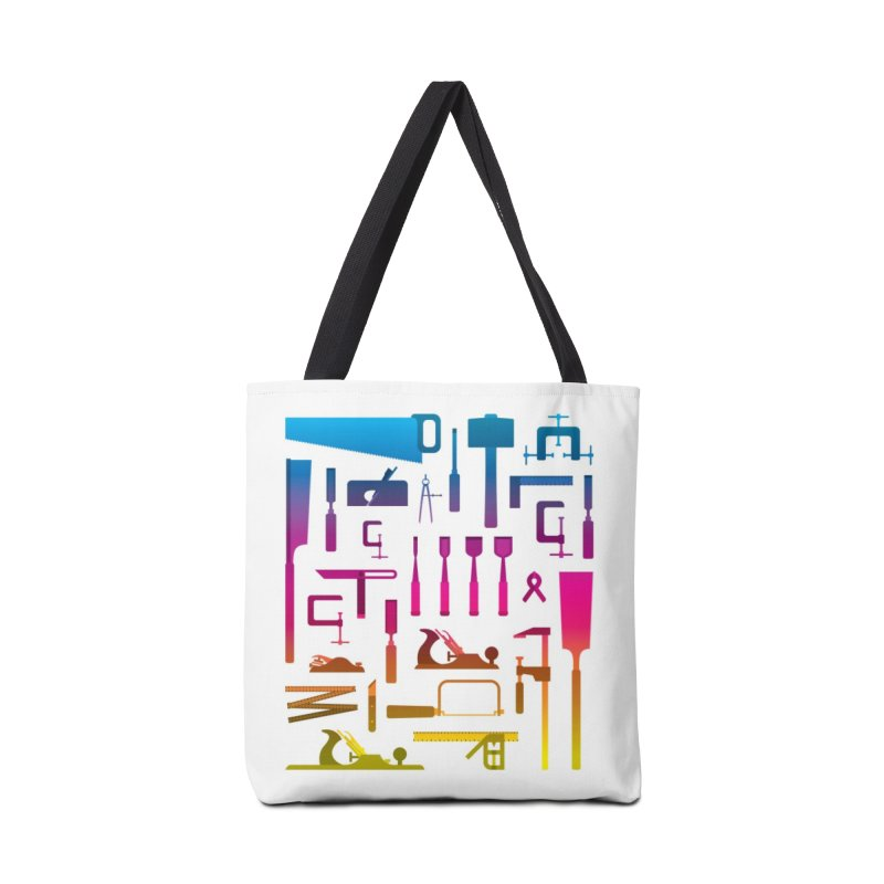 Woodworking Tools II Accessories Bag by Mouki K. Butt: Artist Shop