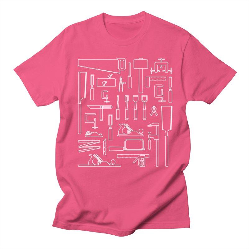 Woodworking Tools III Men's T-Shirt by Mouki K. Butt: Artist Shop