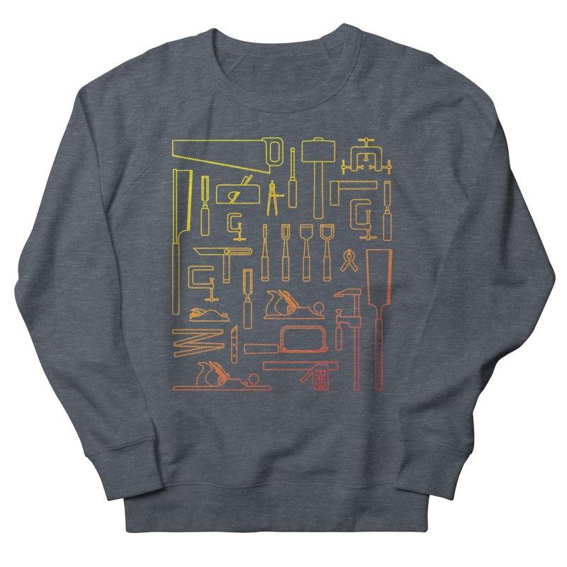 Woodworking Tools V Women's Sweatshirt by Mouki K. Butt: Artist Shop