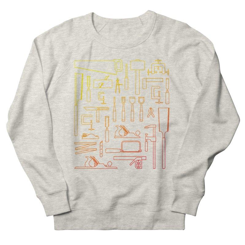 Woodworking Tools V Men's Sweatshirt by Mouki K. Butt: Artist Shop